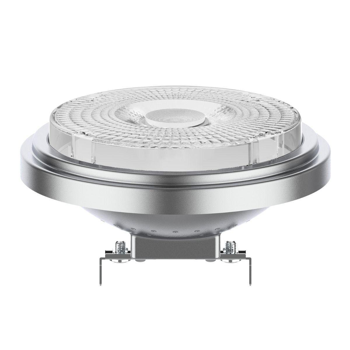 Noxion Lucent LED Spot AR111 G53 12V 7.3W 927 40D | Dimbaar - Beste Kleurweergave - Vervangt 50W