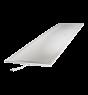 Noxion LED Paneel Delta Pro Highlum V2.0 40W 30x120cm 3000K 5280lm UGR <19 | Warm Wit - Vervangt 2x36W