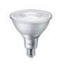 Philips LEDspot E27 PAR30S 9.5W 830 25D 760lm (MASTER) | Dimmable - Blanc Chaud - Équivalent 75W