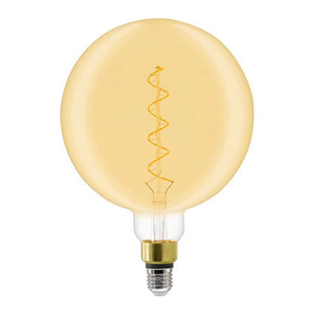 General Electric Heliax LED E27 Globe G200 6W 820 Filament | Extra Warm White - Dimmable - Replaces 50W