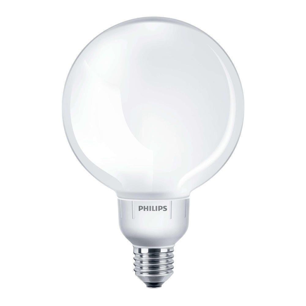 Philips Softone Globe 20W 827 E27 G120 | ekstra varm hvit