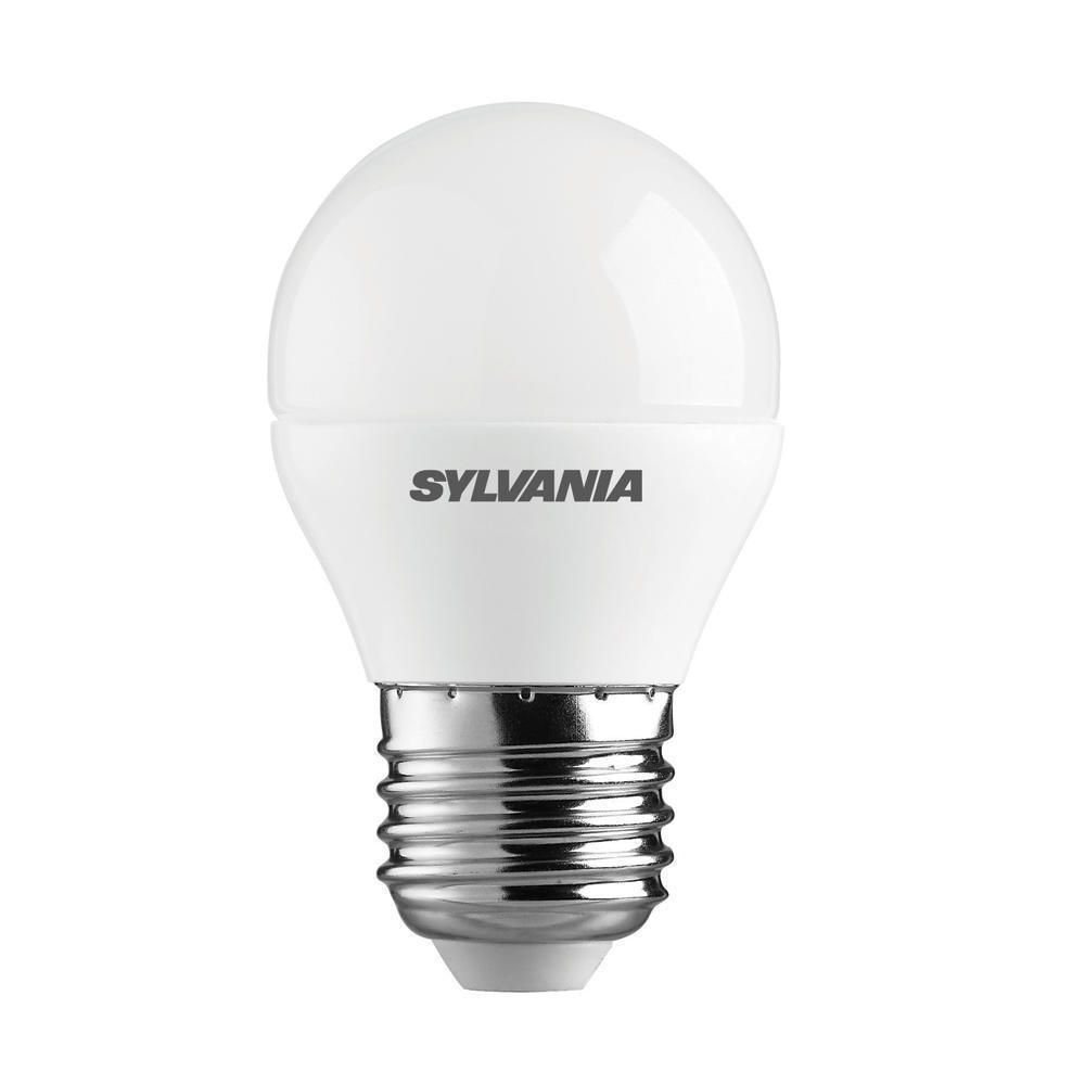 Sylvania ToLEDo Ball E27 Matt 6.5W | Dimmable - Replaces 40W
