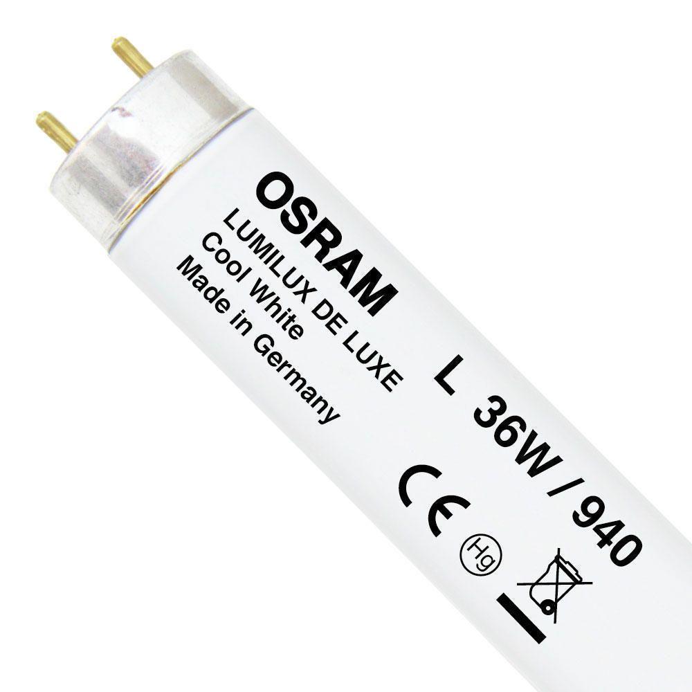 Osram L 36W 940 Lumilux De Luxe | 120cm - 2900 Lumen