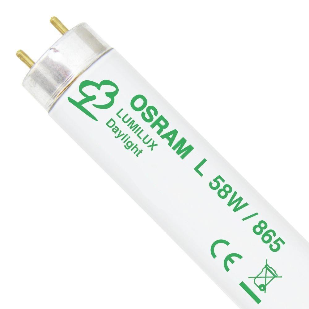 Osram L 58W 865 Lumilux | 150cm - 5000 Lumen