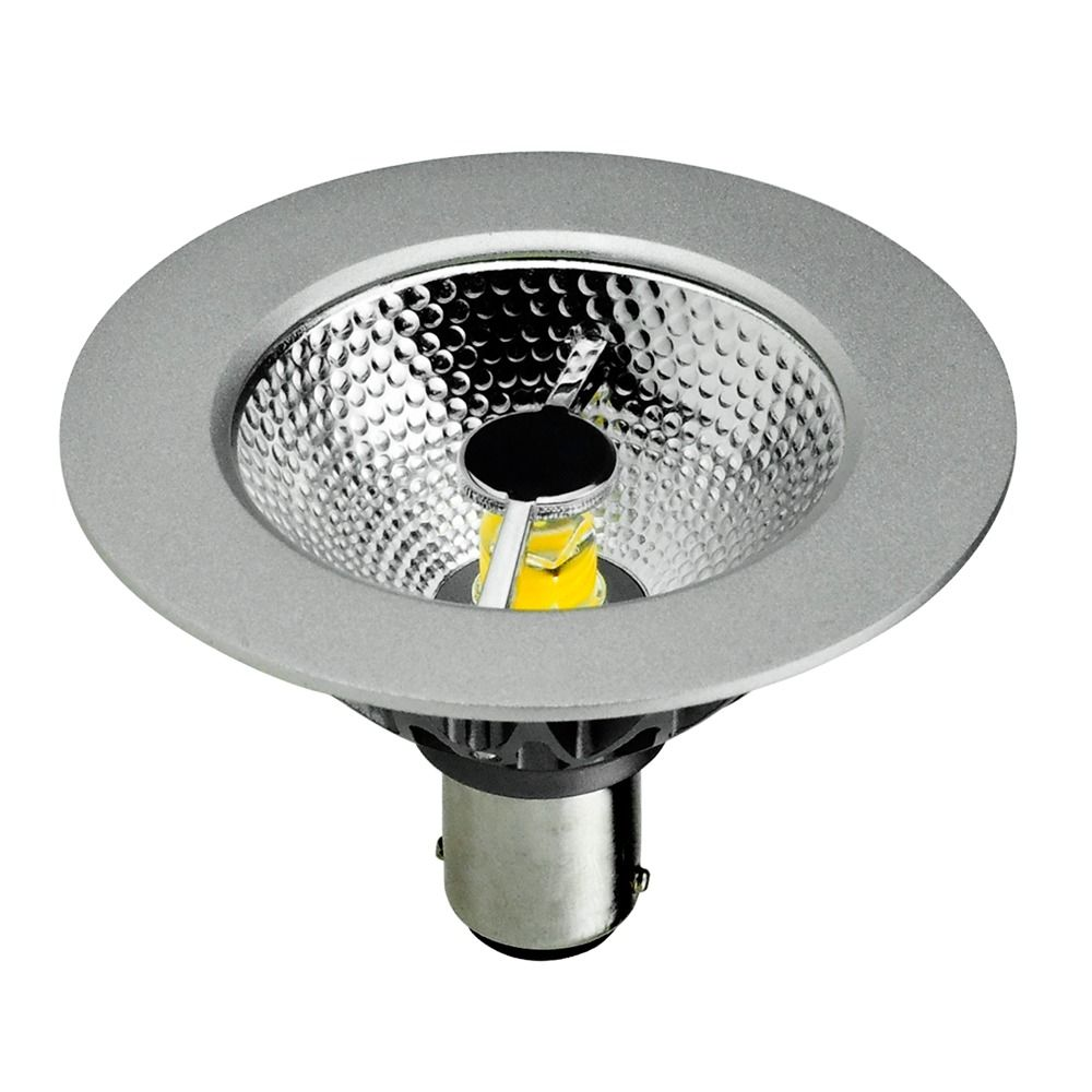 Noxion Lucent LED Spot AR70 BA15d 7W 927 36D | Extra Warm White - Best Colour Rendering - Dimmable 50W