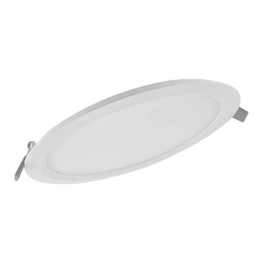 Ledvance LED Deckenstrahler Slim Round DN210 18W 840 IP20 | Kaltweiß - Ersetzt 2x18W