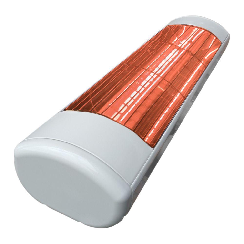 Elektrischer Terrassenheizstrahler HLW 1500W   Low Glare