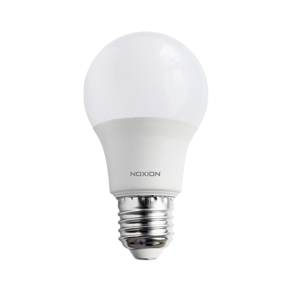 Noxion PRO LED Bulb A60 E27 9W 822-827 Frosted | Dimmable - Extra Warm White - Replaces 60W