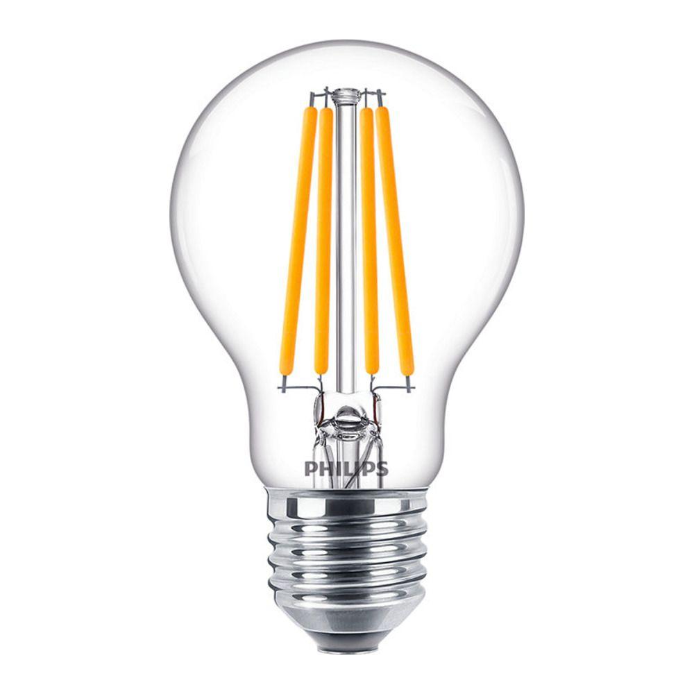 Philips Classic LEDbulb E27 A60 10.5 827 Fadenlampe | Ersatz für 100W