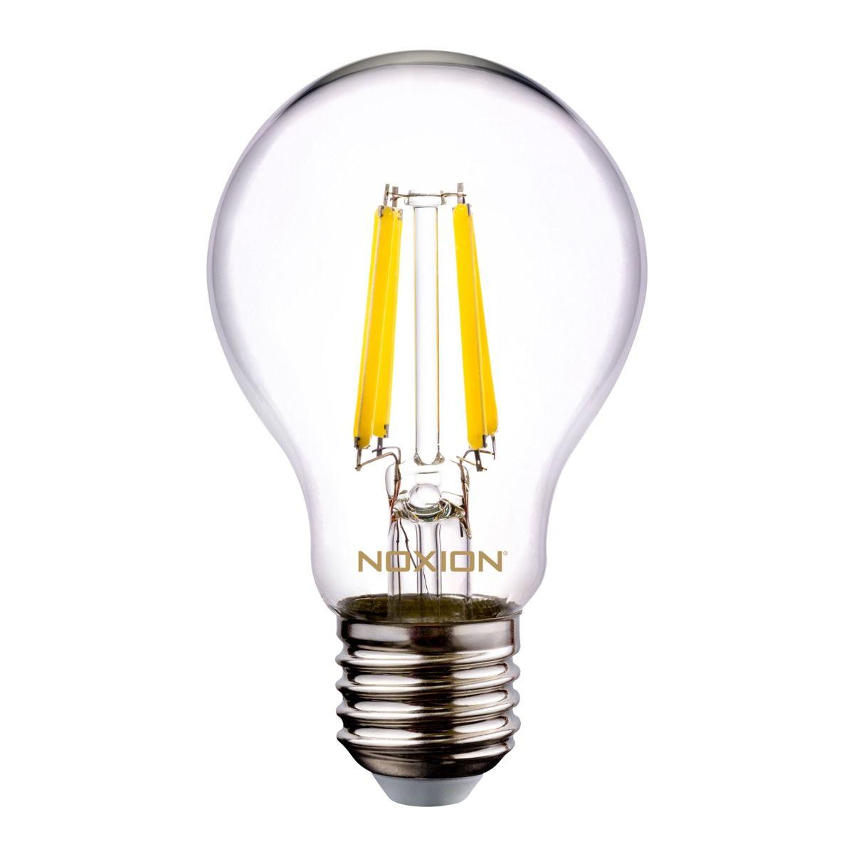 Noxion Lucent Fadenlampe LED Bulb A60 E27 220-240V 7W 806LM CRI80 4000K ND (60W eqv.)