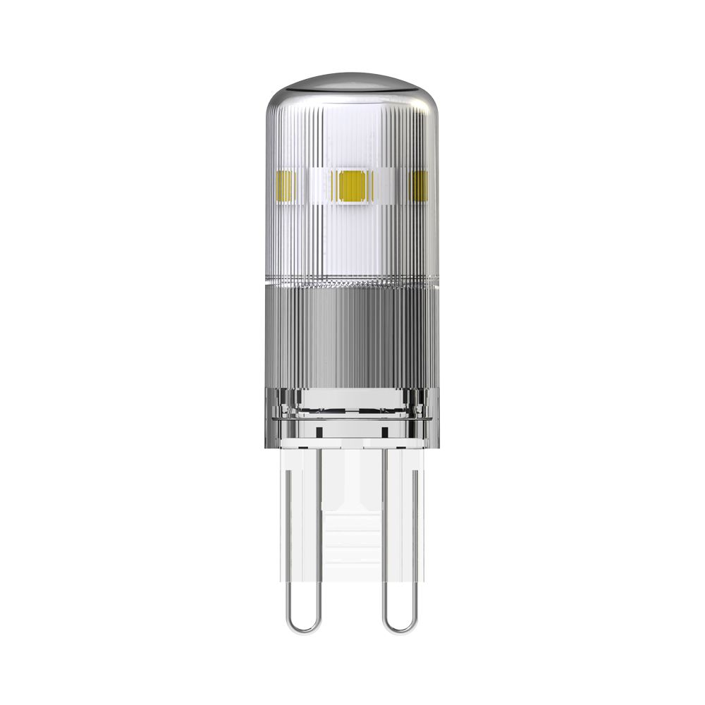 Noxion LED Bolt G9 1.9W 827 | Extra Varm Vit - Ersättare 21W