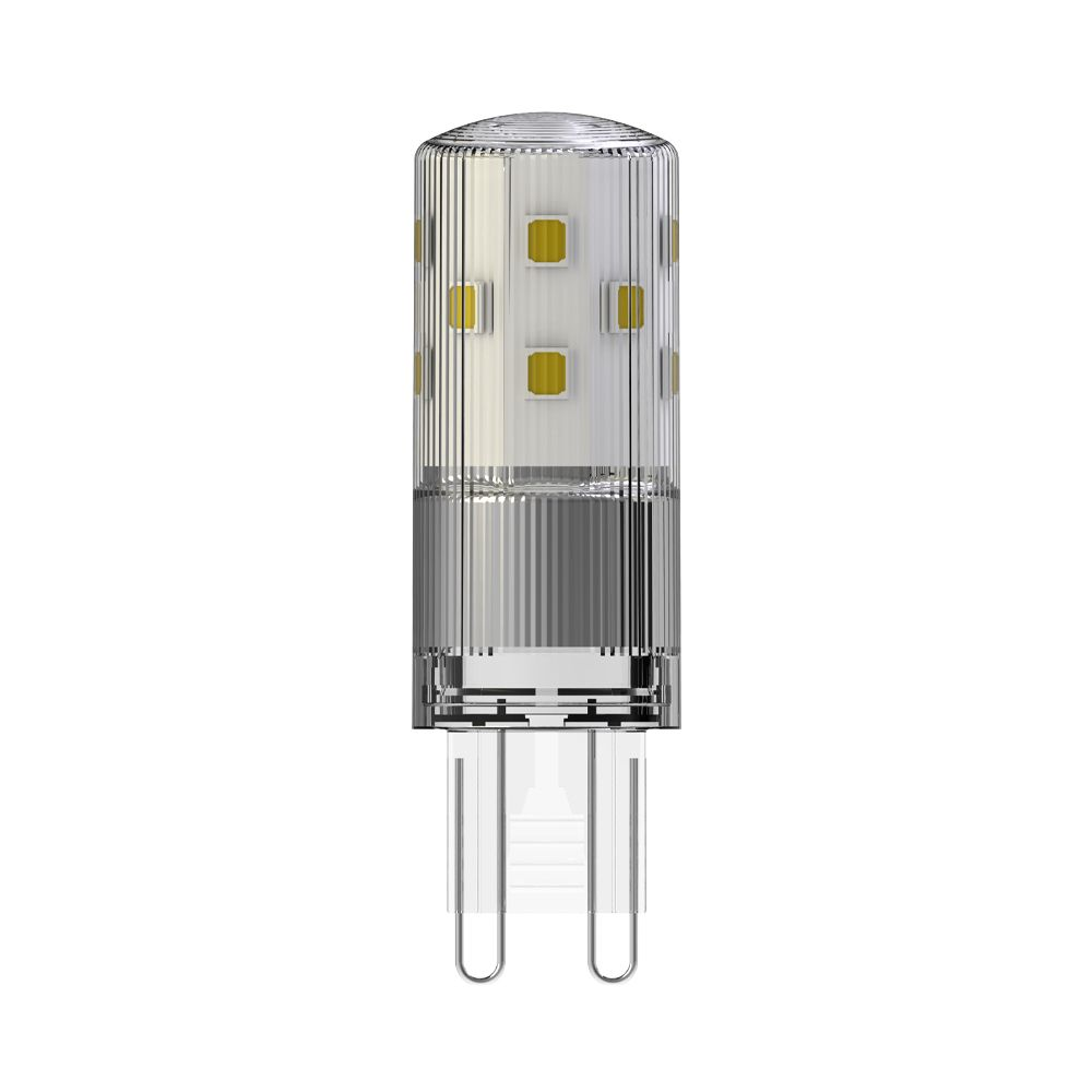 Noxion LED Bolt G9 3.8W 827 | Extra Warm White - Replaces 40W