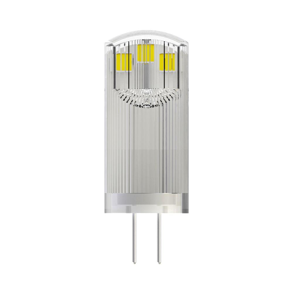 Noxion LED Bolt G4 1.8 830 12V   Varm Vit - Ersättare 21W