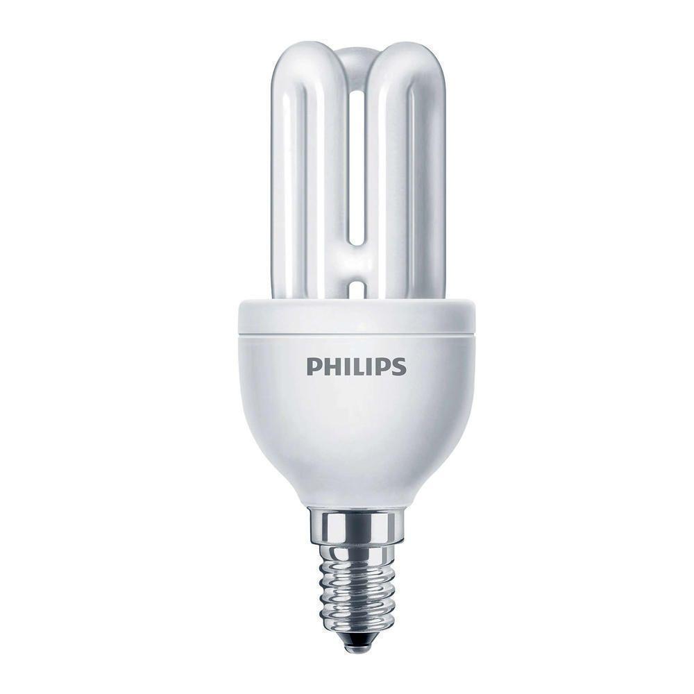 Philips Genie ESaver 8W 865 E14 | 400 Lumen