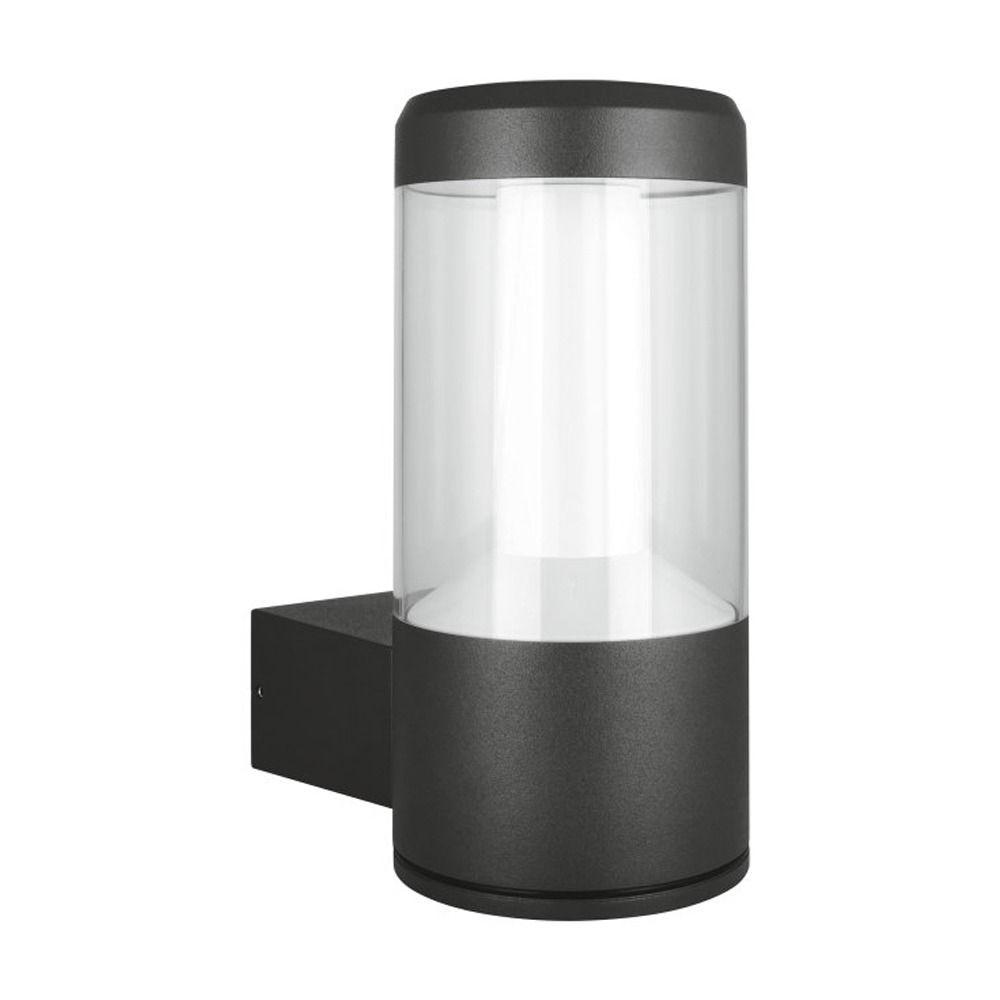 Ledvance Outdoor LED Facade Lantern 12W 3000K Harmaa