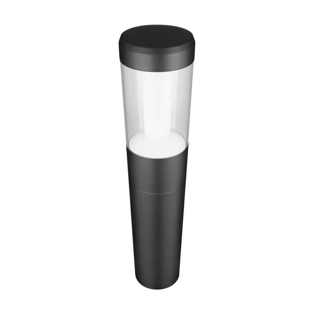 Ledvance Outdoor LED Bollard Lantern 50cm 12W 3000K Grey