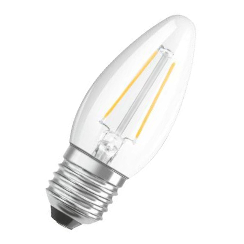 Osram Parathom Retrofit Classic E27 B 4W 827 Filament | Extra Warm White - Replaces 40W