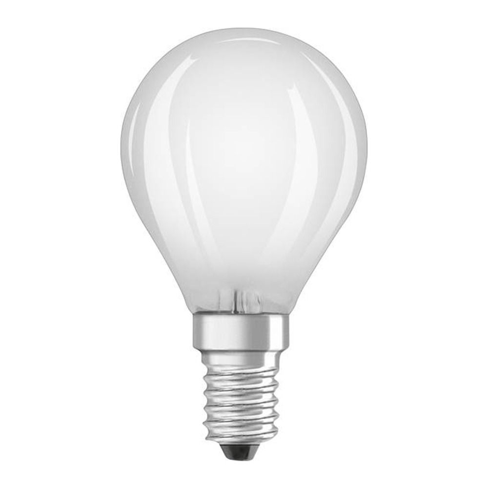 Osram LED Retrofit Classic E14 P 4W 840 Frosted | Cool White - Replaces 40W