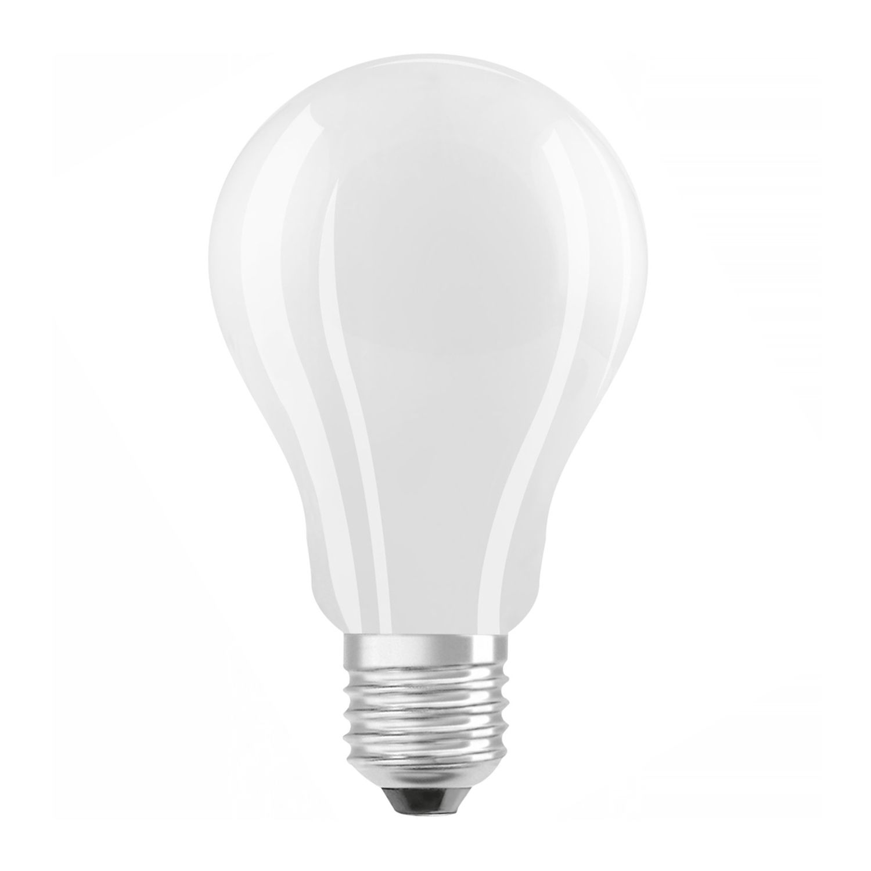Ledvance LED Parathom Retrofit Classic E27 A70 15W 840 Matt   Kaltweiß - Ersatz für 150W