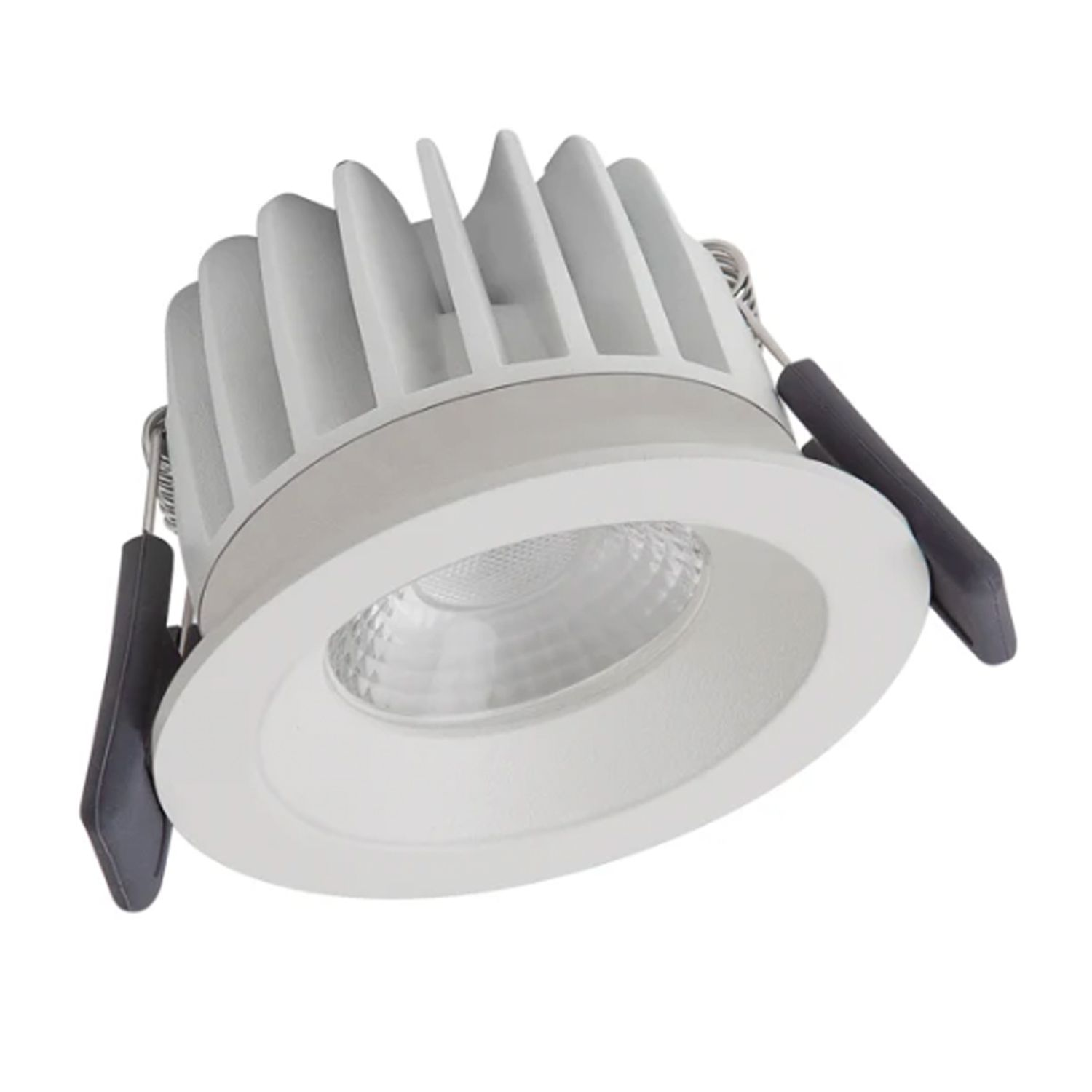 Ledvance LED downlight SPOT Round FIX 8W 4000K IP44 | kald hvit - dimbar