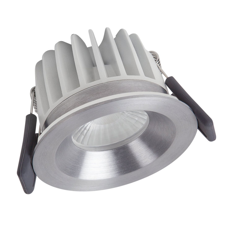 Ledvance LED Deckenstrahler SPOT FIREPROOF FIX 8W 3000K IP65 | Dimmbar