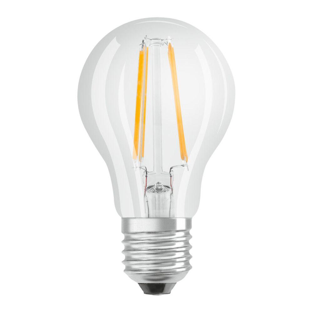 Osram Parathom Classic A E27 4W 840 Päivänvalo Valkoinen Sensor Filament | Kylmä Valkoinen - Korvaa 40W