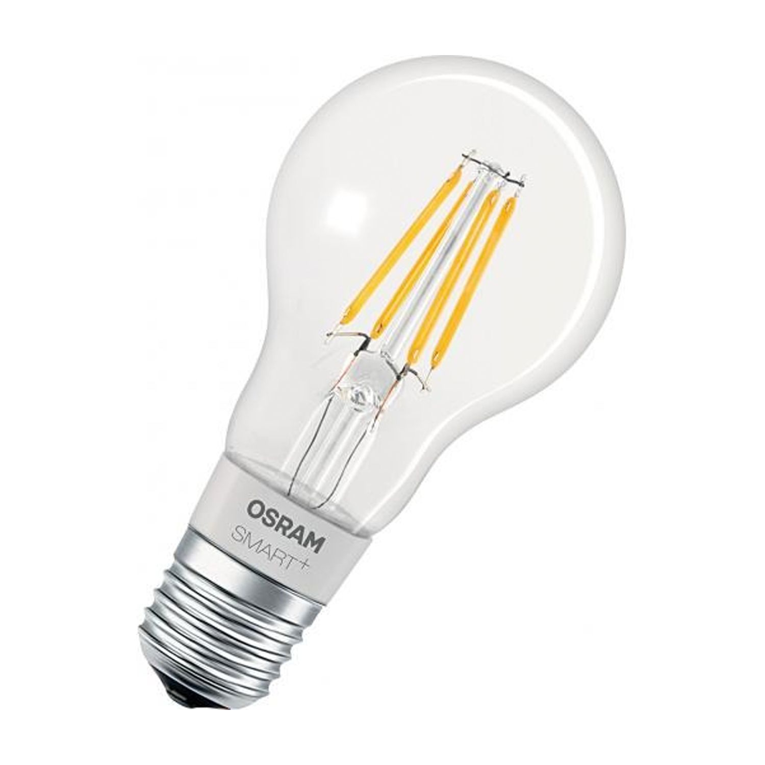 Ledvance Smart+ HomeKit Classic 5.5W 827 A60 E27 Filament | Dimmable - Replacer for 50W