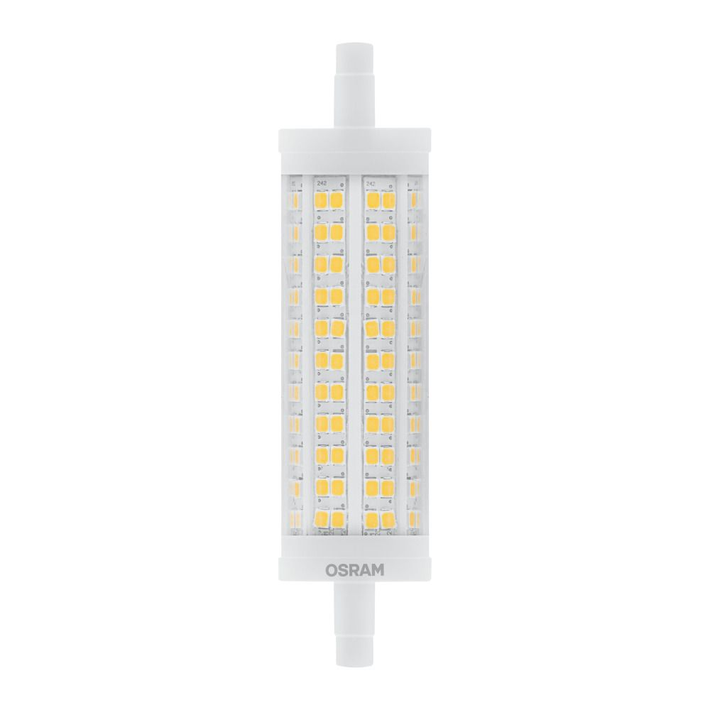 Osram Parathom DIM LINE R7s 17.5W 827 118mm | Dimmable - Replacer for 150W