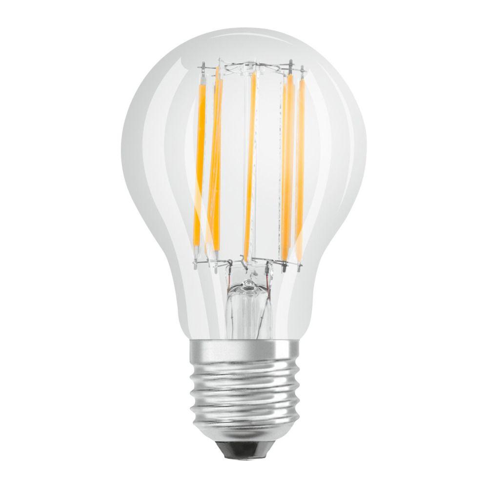 Osram Parathom Retrofit Classic E27 A 11W 827 Fadenlampe | Extra Warmweiß - Ersatz für 100W