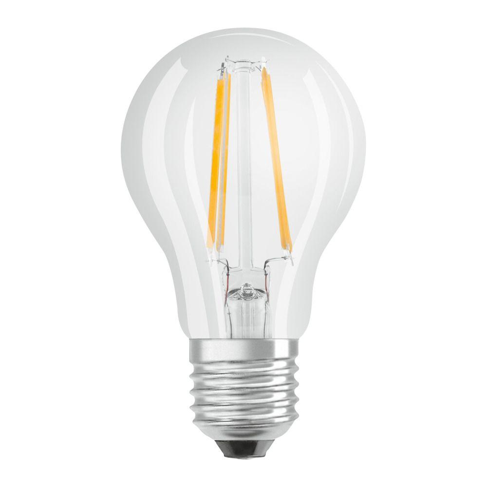 Osram Parathom Retrofit Classic E27 A 7W 827 Fadenlampe | Extra Warmweiß - Ersatz für 60W