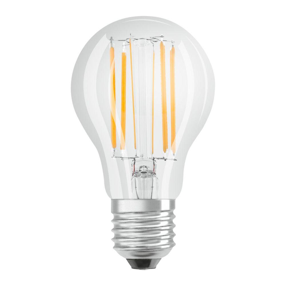 Osram Parathom Retrofit Classic E27 A 7.5W 840 filament | kold hvid - erstatter 75W