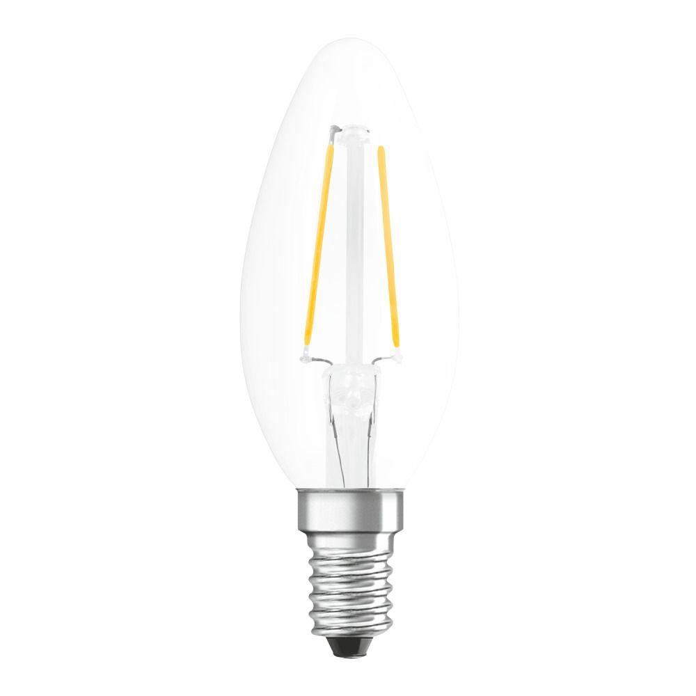 Osram Parathom Retrofit Classic E14 B 2.8W 827 Filament | Remplacement 25W