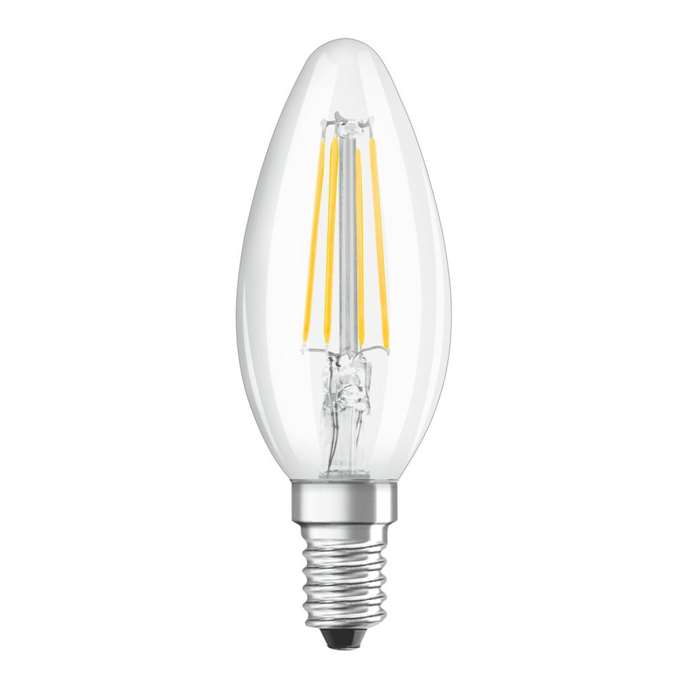 Osram Parathom Retrofit Classic E14 B 4W 840 Filament | Cool White - Replaces 40W
