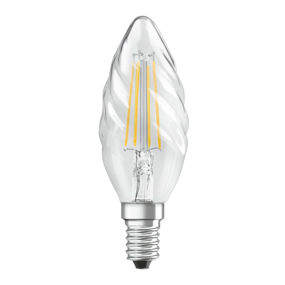 Osram Parathom Retrofit Classic E14 BW 4W 827 Filament | Extra Warm White - Replaces 40W