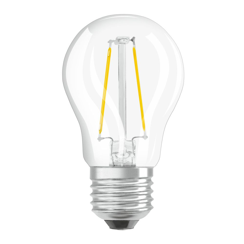 Osram Parathom Retrofit Classic E27 P 2.5W 827 Filament | Extra Warm White - Replaces 25W