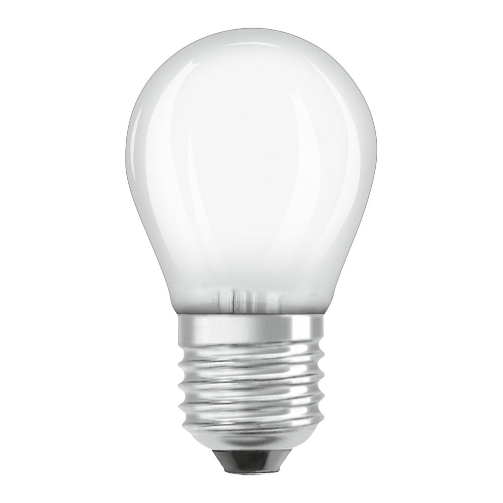 Osram Parathom Retrofit Classic E27 P 2.5W 827 Frosted | Extra Warm White - Replaces 25W