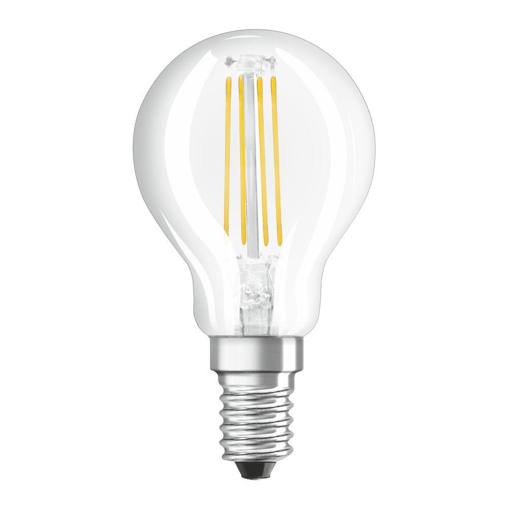 Osram Parathom Retrofit Classic E14 P 4W 827 Fadenlampe | Ersatz für 40W