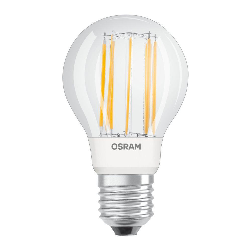 Osram Parathom Retrofit Classic E27 A 12W 827 Fadenlampe | Extra Warmweiß - Ersatz für 100W