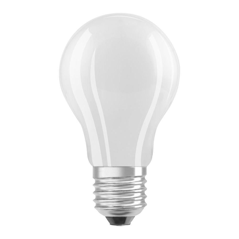 Osram Parathom Retrofit Classic E27 A 12W 827 matt | dæmpbar - ekstra varm hvid - erstatter 100W