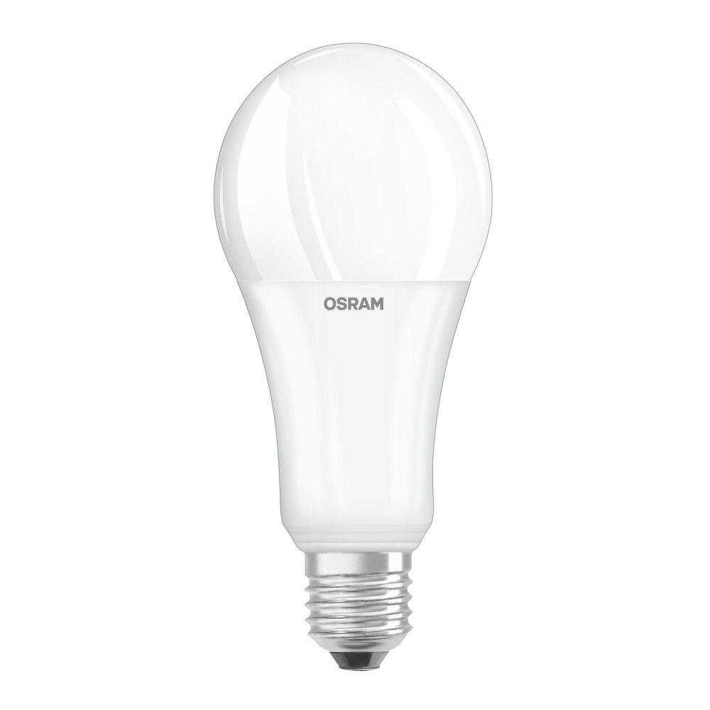 Osram Parathom Retrofit Classic E27 A 19W 827 Frosted | Extra Warm White - Replaces 150W