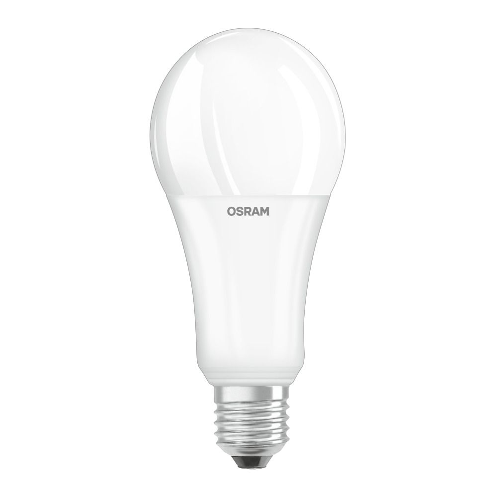 Osram Parathom Retrofit Classic E27 A 21W 827 Frosted | Dimmable - Extra Warm White - Replaces 150W