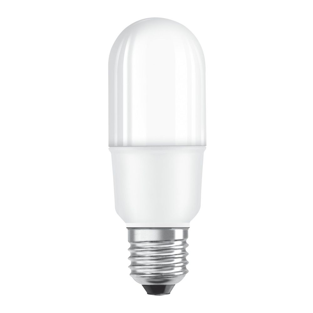 Osram Parathom Retrofit Classic E27 Stick 8W 840 Frosted | Cool White - Replaces 60W