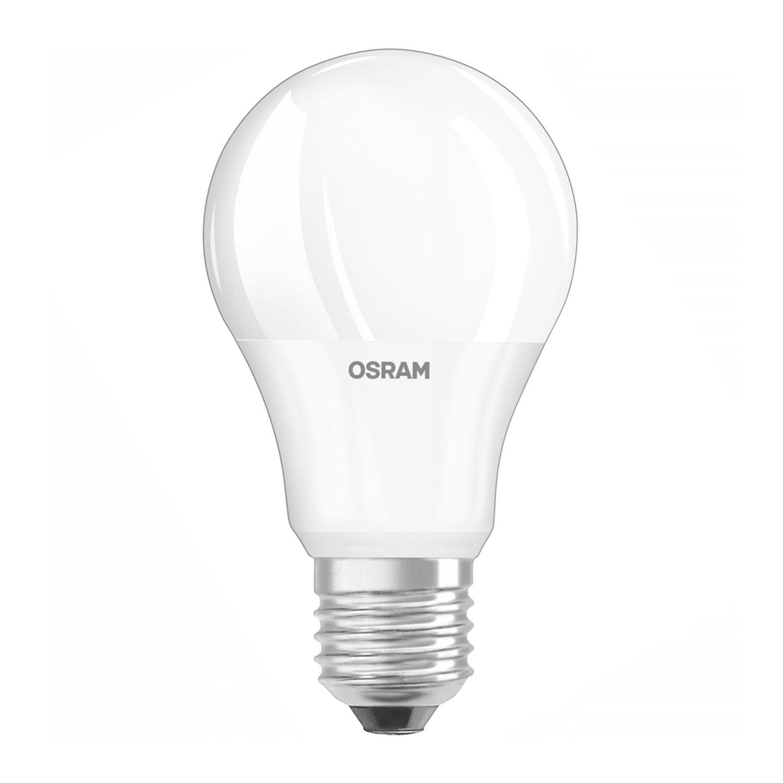 Ledvance LED Parathom Tageslichtweiß Sensor Classic E27 A60 9W 827 Matt | Extra Warmweiß - Ersatz für 60W