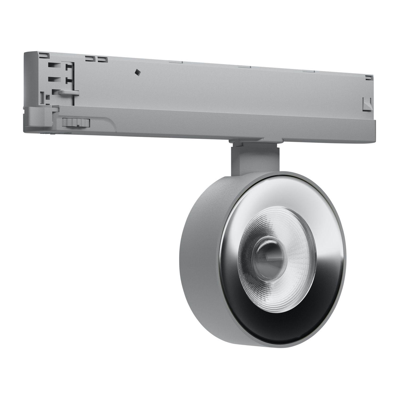 Ledvance Tracklight Spot Compact D100 28W 930 36D FL Grijs