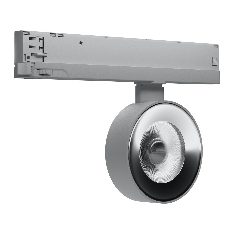 Ledvance Tracklight Spot Compact D100 28W 940 36D FL Grau