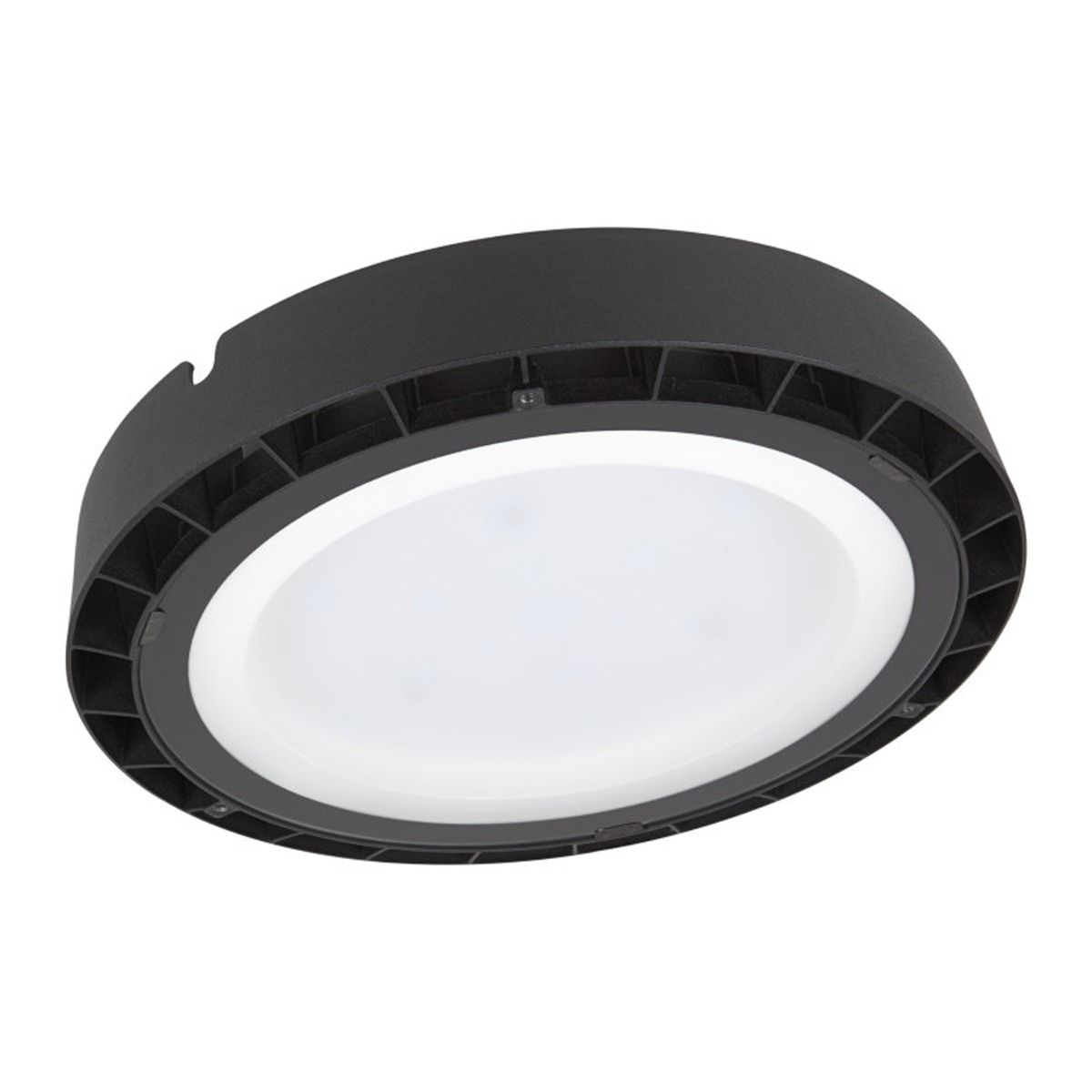 Lampada industriale LED Ledvance Value 200W 4000K IP65 20000lm 100D | Bianco Freddo - Sostituto 400W | A tenuta stagna