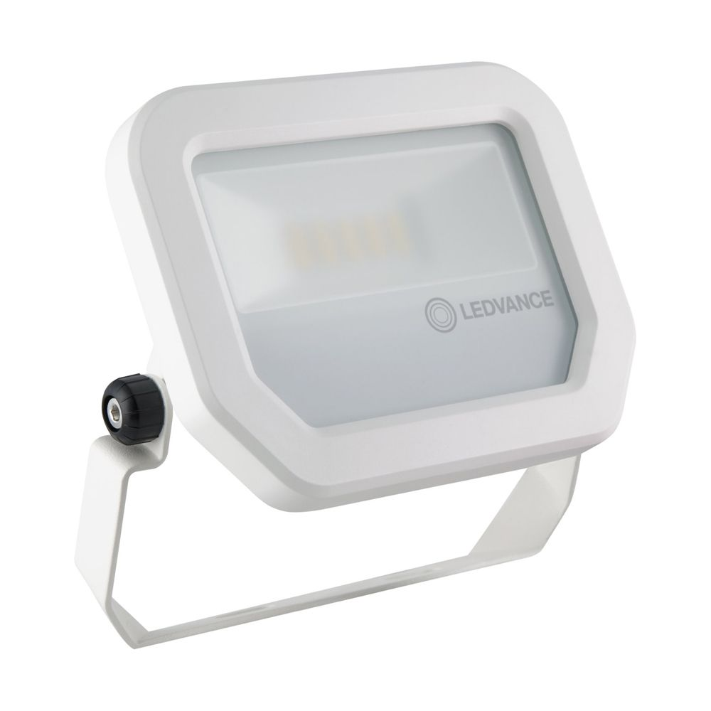 Ledvance LED Floodlight Performance 10W 3000K 1100lm IP65 White | Warm White