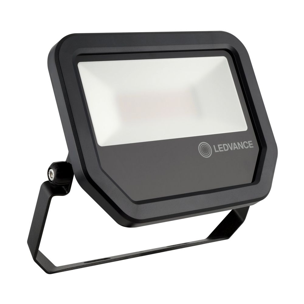 Ledvance LED Floodlight Performance 30W 3000K 3300lm IP65 Black | Warm White