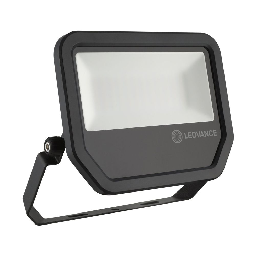 Ledvance LED Floodlight Performance 50W 3000K 5500lm IP65 Black | Warm White