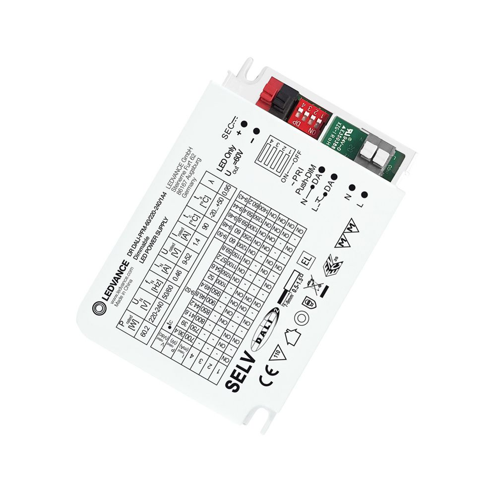 Ledvance LED Driver Performance DALI 60/220-240/1A4